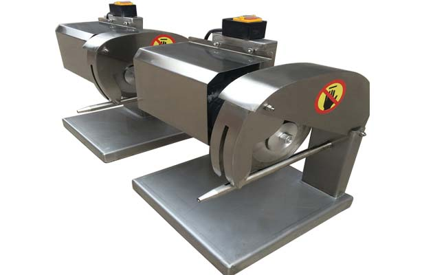 Automatic Poultry Cutting Machine