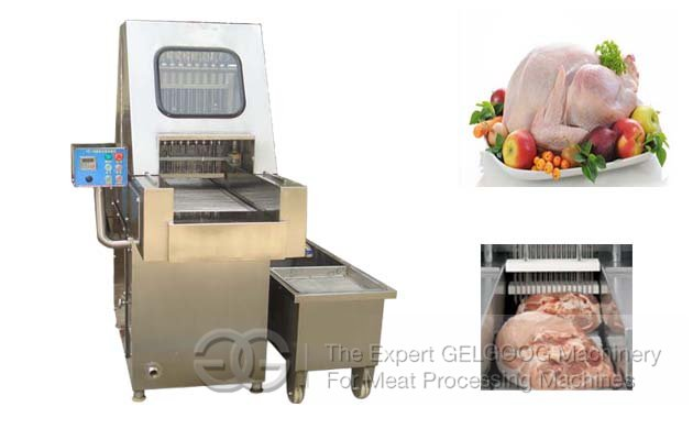Automatic Meat Brine Injection Machine
