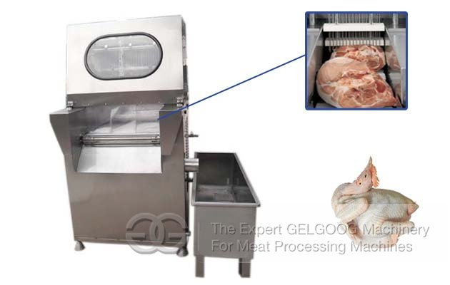 Automatic Meat Brine Injector