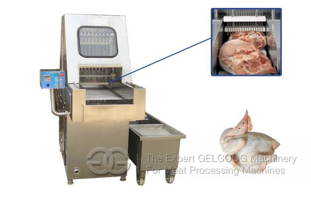 Automatic Brine Injector Machine
