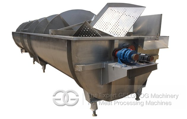 Screw Poultry Precooling Machine