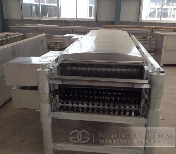 China Gelgoog Hot-Sale Chicken Feather Plucking Machine for Commercial