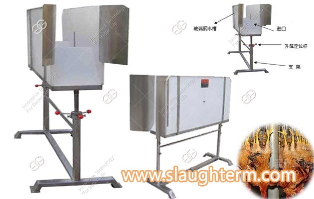Electric Poultry Shocking Machine