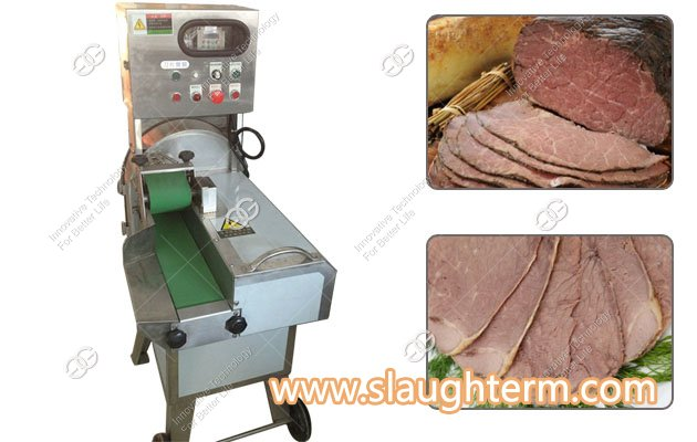 Electric Meat Slicer Machine